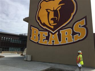 G Wing New MA Bears Logo