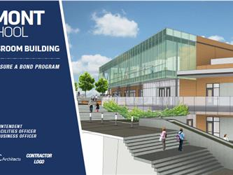 Rendering of Carlmont S Wing